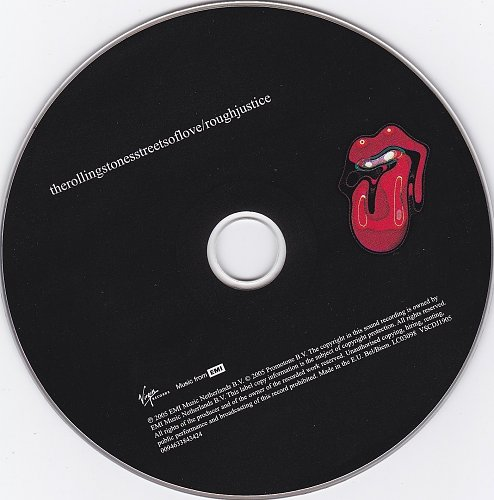 Rolling Stones, The - Streets Of Love (2005, Single)