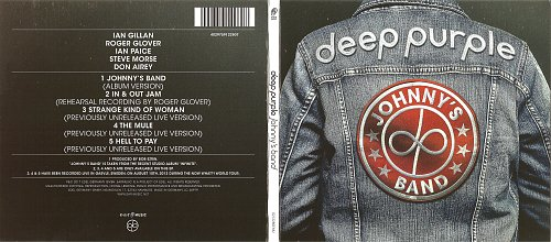 Deep Purple - Johnny's Band (2017, EP)