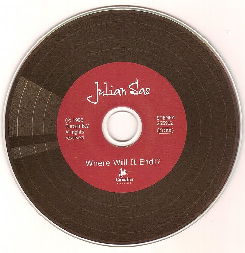 Julian Sas - Where Will It End! (1996)