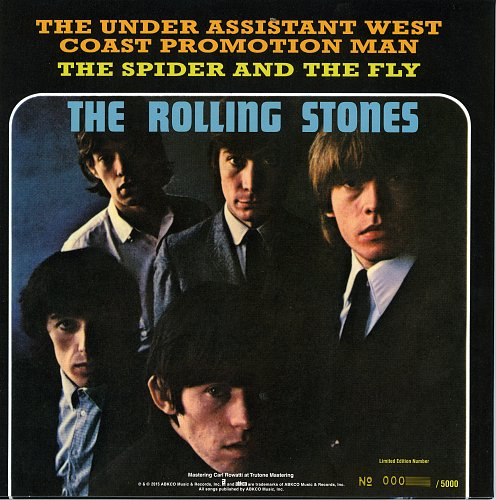 Rolling Stones, The - (I Can't Get No) Satisfaction (2015, Single)