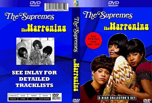 Supremes - The Happening (2017)