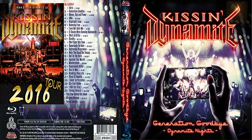 Kissin Dynamite - Generation Goodbye – Dynamite Nights