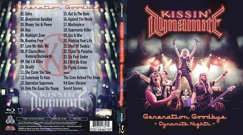 Kissin' Dynamite - Generation Goodbye: Dynamite Nights (2017)