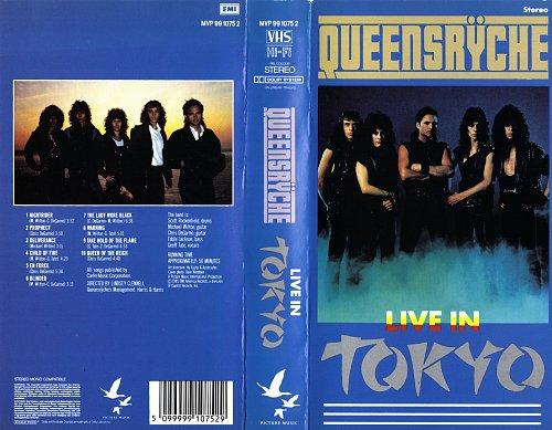 Queensrÿche - Live In Tokyo (1985)