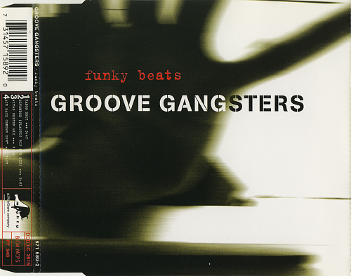 Groove Gangsters - Funky Beats (1997)