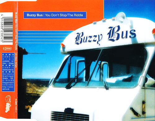 Buzzy Bus - You Don't Stop (1999)