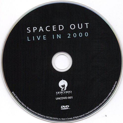 Spaced Out - Live In (2000)
