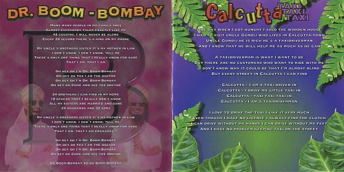 Dr. Bombay - Rice & Curry (1998)