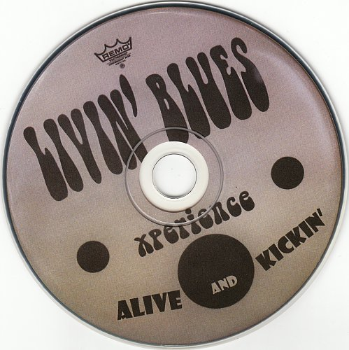 Livin' Blues Xperience - Alive & Kicking (2014)