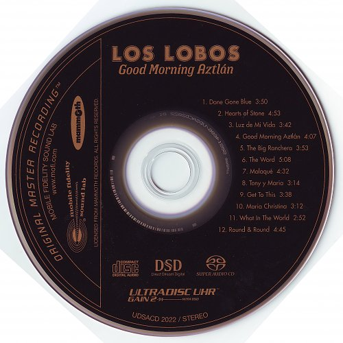 Los Lobos - Good Morning Aztlan (2002)