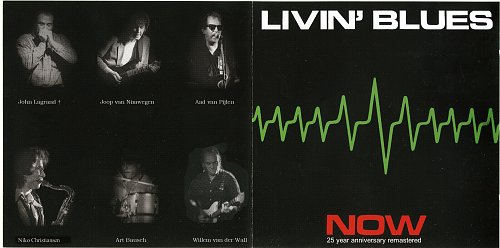 Livin' Blues - Now (1987)
