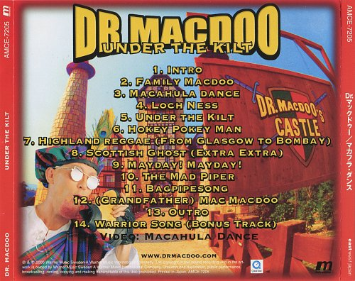 Dr.Macdoo - Under The Kilt (2000)