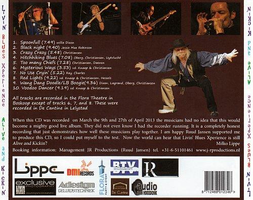 Livin' Blues Xperience - Alive & Kicking (2014)