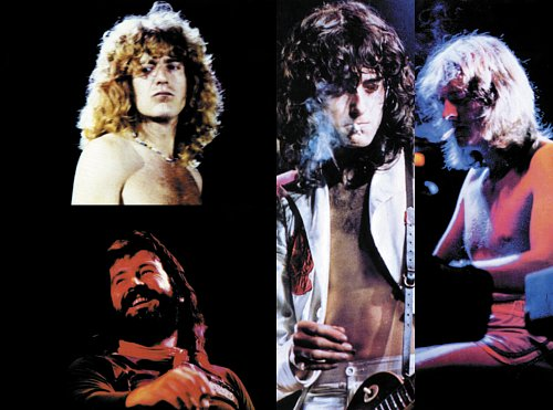 LED ZEPPELIN - Knebworth II (1979)