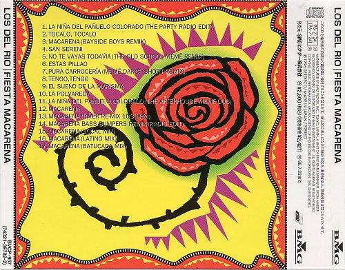 Los Del Rio - Fiesta Macarena (1996)