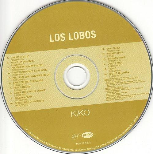 Los Lobos - Kiko (1992)