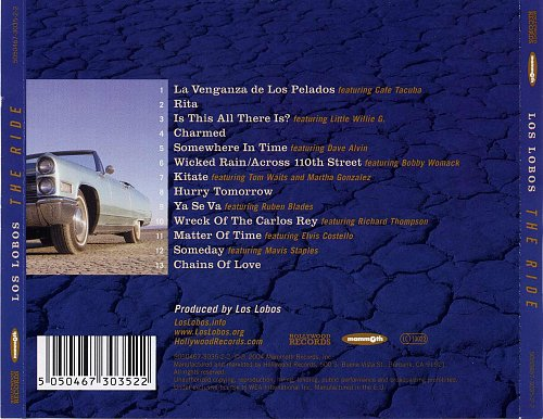 Los Lobos - The Ride (2004)