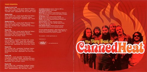 Canned Heat - The Very Best of Canned Heat (2005)