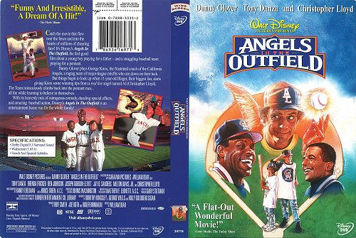 Ангелы у кромки поля / Angels in the Outfield (1994)