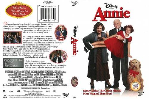 Энни / Annie (1999)