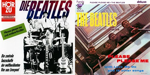 The Beatles - Please Please Me (Purple Chick Deluxe Edition) 1963
