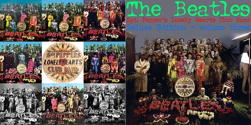 The Beatles - Sgt Pepper's Lonely Hearts Club Band (Purple Chick Deluxe Edition) 1967