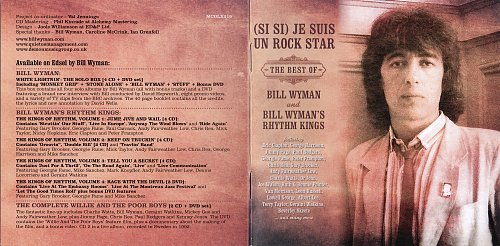 Bill Wyman - (Si Si) Je Suis Un Rock Star. The Best Of Bill Wyman (2016)