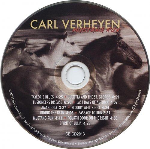 Carl Verheyen - Mustang Run (2013)