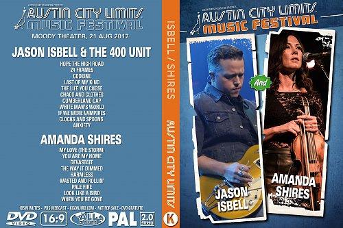 Jason Isbel & Amanda Shires - Austin City Limits (2017)