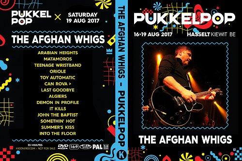 Afghan Wighs - Pukkelpop (2017)