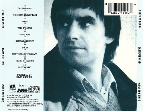 Chris De Burgh - Eastern Wind (1980)