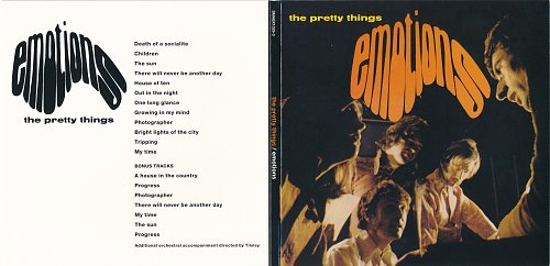 Pretty Things, The - Emotions (1967)
