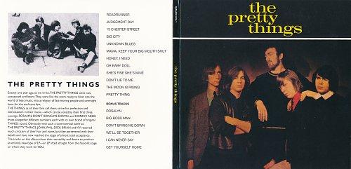 Pretty Things, The - The Pretty Things (1965)