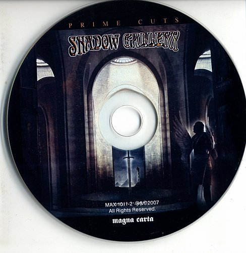 Shadow Gallery - Prime Cuts (2007)