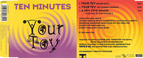 Ten Minutes - Your Toy (1995)
