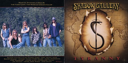 Shadow Gallery - Tyranny (1998)