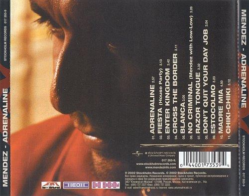 DJ Mendez - Adrinalina (2002)