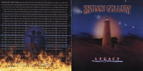Shadow Gallery - Legacy (2001)