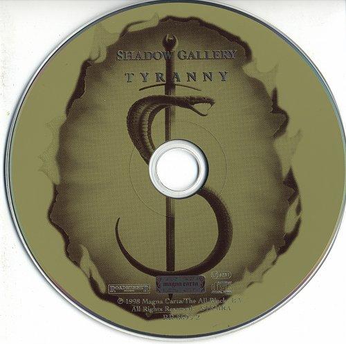 Shadow Gallery - Tyranny (1998)