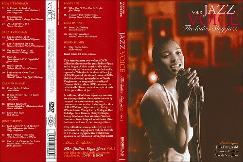 Jazz Voice - The Ladies Sing Jazz (2005)
