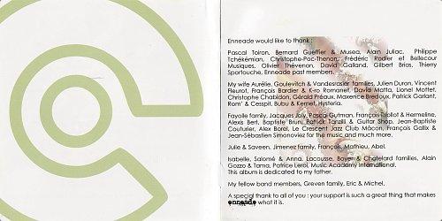 Enneade - Remembrance (2005)