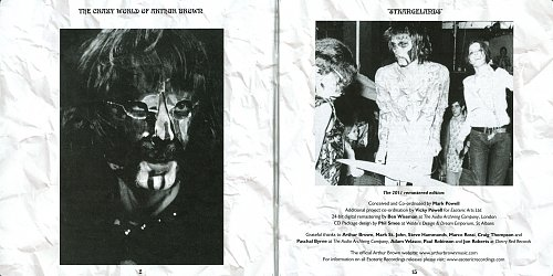 Arthur Brown - The Crazy World of Arthur Brown - Strangelands (1988)