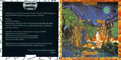 Alpha III - Ruinas Circularis (1987)