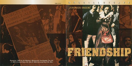 Junipher Green - Friendship (1971)