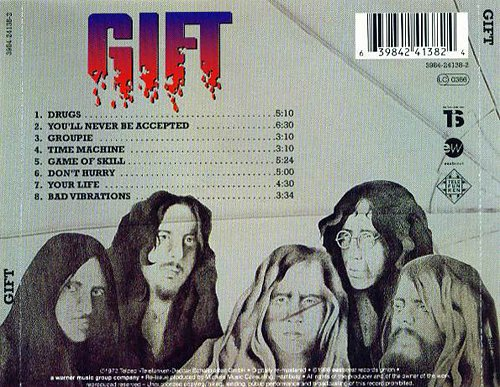 Gift - Gift (1972)