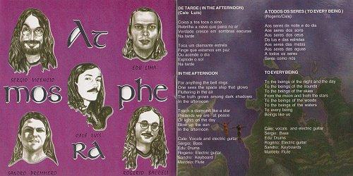 Atmosphera (BRA) - Fogo e Ar (1998)