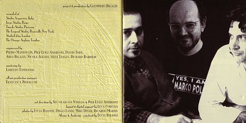 Alesini Nicola & Andreoni Pier Luigi - Marco Polo part II (1998)