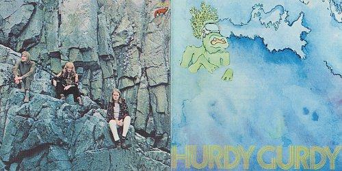 Hurdy Gurdy - Hurdy Gurdy (1971)