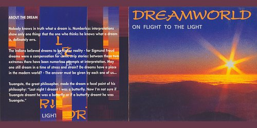 Dreamworld - On Flight To The Night (1980)