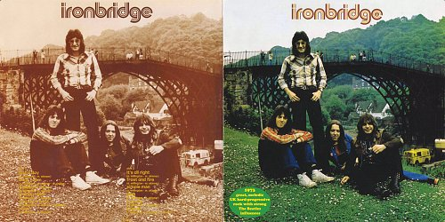 Ironbridge - Ironbridge (1973)